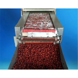 Good performance 3-5mm dried dates circle cutting machine