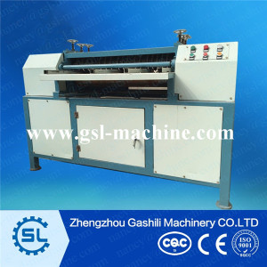 Widely used scrap metal recycling machine/waste radiator separator for sale