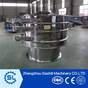 2017 Factory price Fine Vibrating Sieve Shaker with good quality