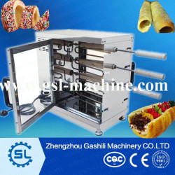 energy saving chimney cake oven /Kurtos Kalacs machine