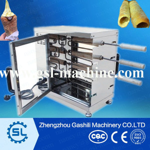 newest chimney cake roll/chimney cake oven price/chimney cake baking equipment