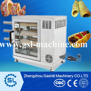 New design rotary Chimney Cake Oven/Chimney cake rolls for sale