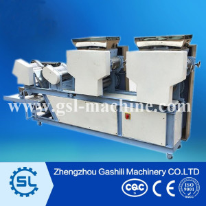 double hopper automatic  noodle making machine