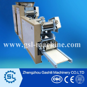 Commercial double head  automatic Industrial Roller Ramen Fresh Rice Noodle Making Machine