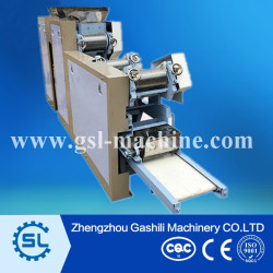 big output double heads instant noodle making machine
