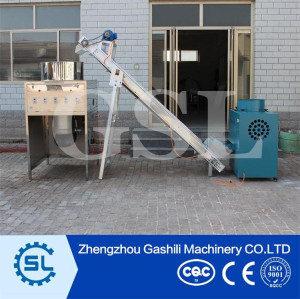 Stainless steel Garlic Peeling Processing Machines With Plant Price