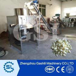 Fruits vegetables Capacity 1T Garlic Peeling equipment