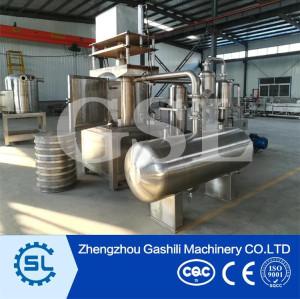 120kg Capacity Apple/Mango Vacuum frying machine with plant price