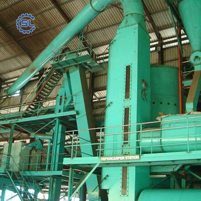 Gashili brand crude palm kernel oil processing machine price from China manufacturer