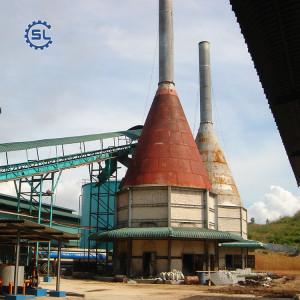 Crude palm kernel oil refinery machine plant
