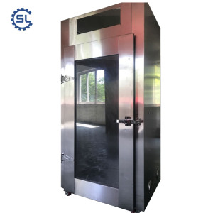 Fully Stainless Steel Industrial Fruit And Vegetable Drying Machine