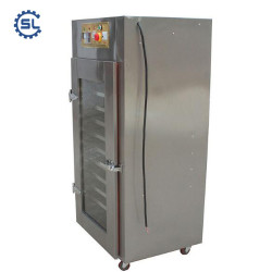 stainless steel 10 trays fruit and vegetable drying machine