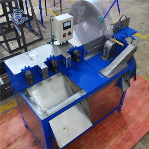 stainless steel automatic screw candle processing machine