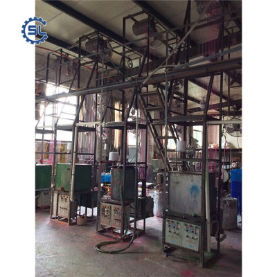 high efficient automatic birthday candle making plant