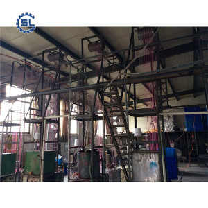 large capacity automatic spiral candle making line