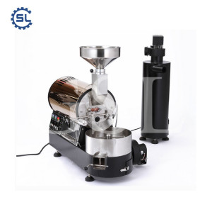 Home Use Stainless steel Coffee Beans Baking Machine For Sale