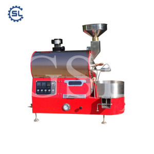 Newest Coffee Roasting Machine/Mini coffee beans Baking machine for sale