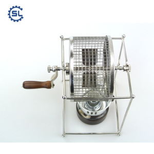 Mini Gas Home use Coffee beans roaster for sale