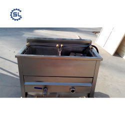 Chinese hot sale stainless steel potato chips/ food frying machine