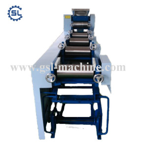 multi-function raw materials noodles udon noodle making machine