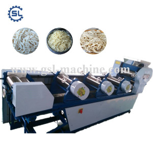 Commercial udon noodle making machine