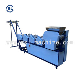 7 rollers fresh udon noodle making machine