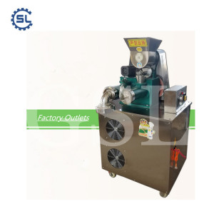 120kg per hour Buckwheat noodle making machine with best price