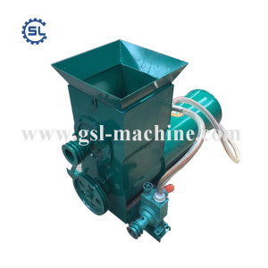 new design big output cassava starch processing machine