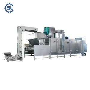 Commerical Food processing Almonds powder production line for sale
