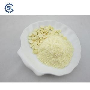 China Supplier Madeleine cake Almonds Powder Making Machines For Sale