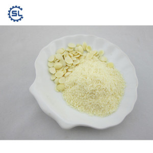 China Supplier Madeleine cake Almonds Powder Making Machines For Sale