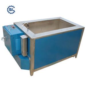 high efficient durable lifetime paraffin wax melting machine