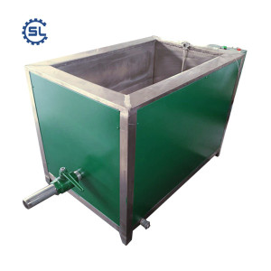 high efficient candle wax melting tank