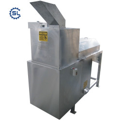 Hot sale Passionfruit/ Passiflora juice squeezing machine with best price