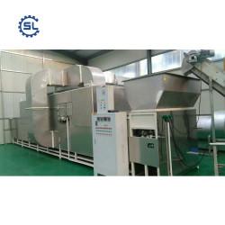2018 China manufacturing groundnut roasting machine machine with best price