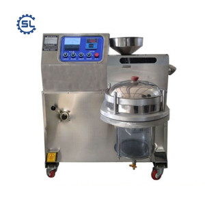 2018 Automatic high productivity palm oil Cold oil press machine In India