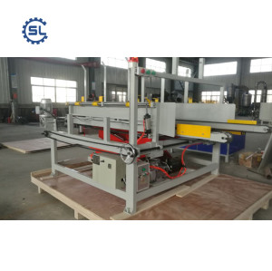 Excellent performance low investment high efficient nail wood tray making machine