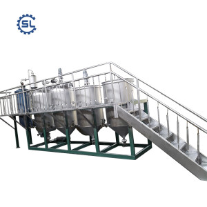 Soybean Oil Pressing Plant Edible Oil Mill Complete Production Line turnkey Soybean Oil Process Line From China Manufacturer