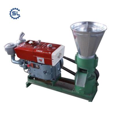 2018 Commercial popular automatic wood pellet making machine/wood pellet mill