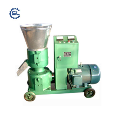 China manufacturing wood pellet making machine/wood pellet mill with best price