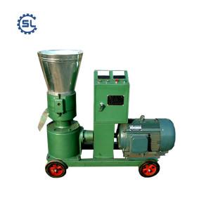 Excellent automatic durable wood pellet making machine/wood pellet mill