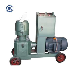 2018 Commercial popular wood pellet making machine/wood pellet mill