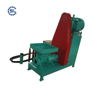 Recycle Waste Hard Wood Sawdust Briquette Charcoal Making Machine For Making BBQ Charcoal Briquette