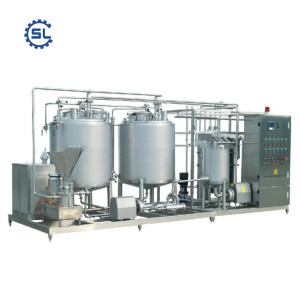2018 Complete automatic fresh milk processing line with best price