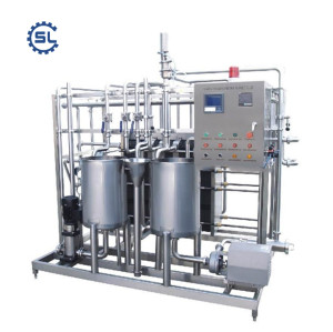 Automatic fresh dairy milk processing line/milk processing plant machinery