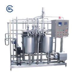 Industrial modern cheap milk production line/small scale milk processing plant
