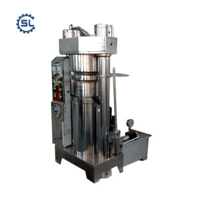 New automatic small hydraulic olive oil press machine for sale