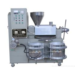 full Automatic small scale 10TPD oil press machine