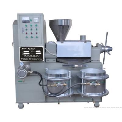 full Automatic small scale 10TPD oil press machine