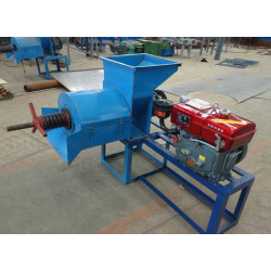 High quality small capacity palm kernel oil extraction machine